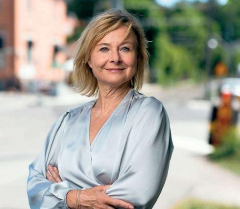 Medlem i fokus – Ann-Charlotte Beckman